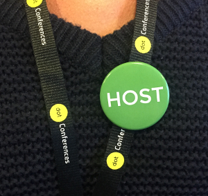 The dotConferences Hosts Badge